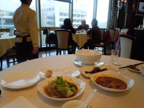 上海料理店