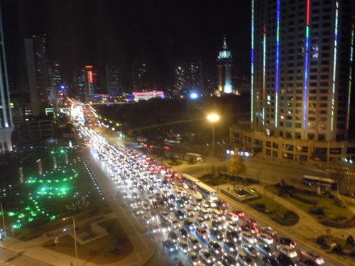 中山路夜景