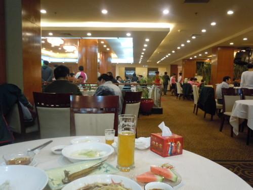 海鮮料理店